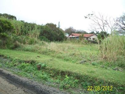 Standard Bank Repossessed Land on online auction in Port Edward - MR078603