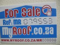 Sales Board of property in Strand