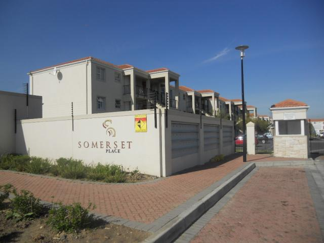 Standard Bank EasySell 2 Bedroom Sectional Title for Sale For Sale in Somerset West - MR080186
