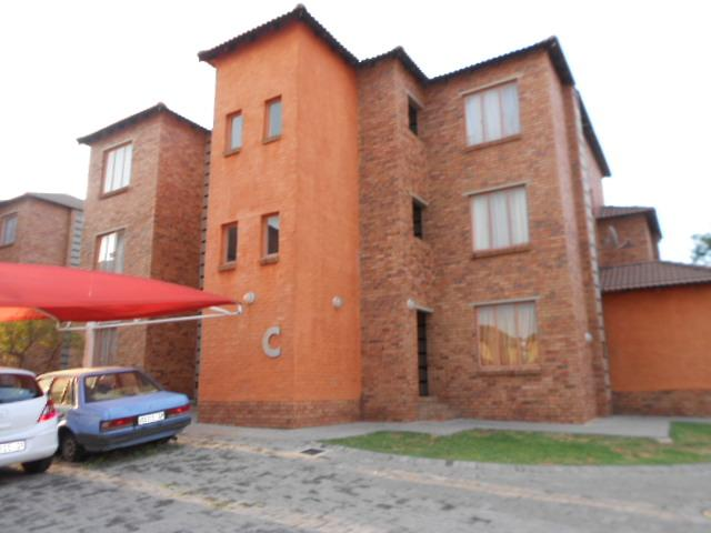 2 Bedroom Apartment for Sale and to Rent For Sale in Birchleigh - Home Sell - MR080796