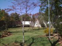 Backyard of property in Olivedale