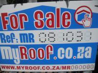 Sales Board of property in Sea Point