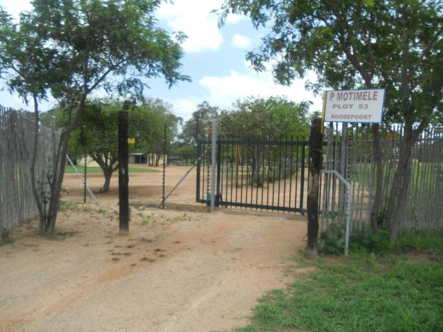 Standard Bank Repossessed Smallholding for Sale For Sale in Polokwane - MR081325