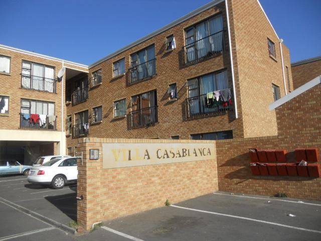 Standard Bank Repossessed 1 Bedroom Sectional Title for Sale on online auction in Goodwood Estate - MR081529