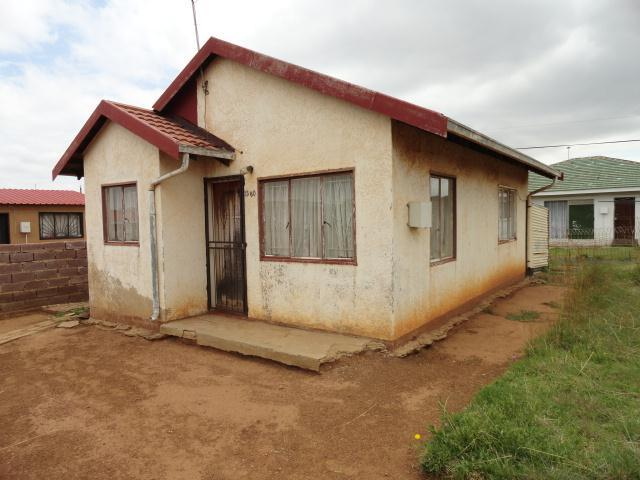 Standard Bank Repossessed 2 Bedroom House on online auction in Vereeniging - MR082039