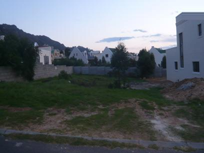 Land for Sale For Sale in Gordons Bay - Private Sale - MR08241