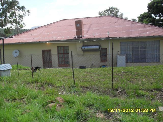 Standard Bank Repossessed 1 Bedroom House for Sale on online auction in Lydenburg - MR083081