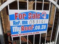 Sales Board of property in Kagiso