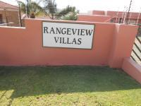 3 Bedroom 1 Bathroom Flat/Apartment for Sale for sale in Rangeview