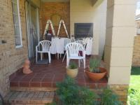 Patio of property in Midrand