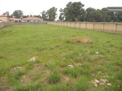 Standard Bank Repossessed Land for Sale on online auction in Kempton Park - MR08498