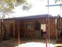 3 Bedroom 1 Bathroom in Thabazimbi
