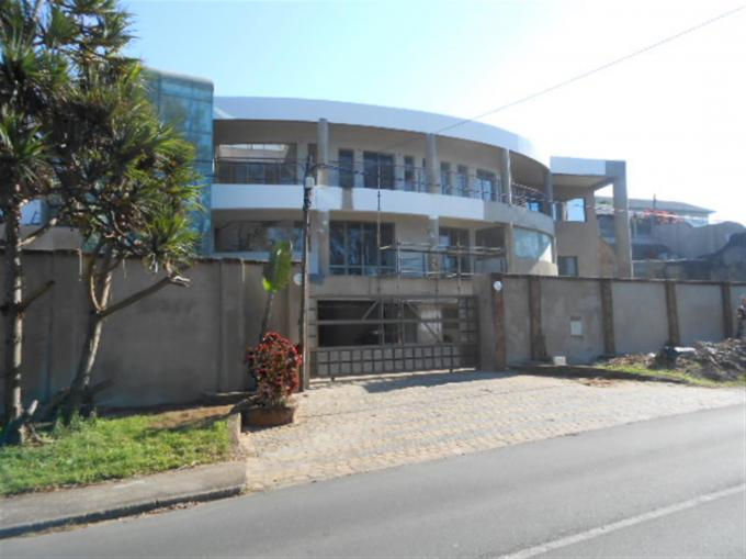 Standard Bank Insolvent 7 Bedroom House for Sale For Sale in Bluff - MR086150