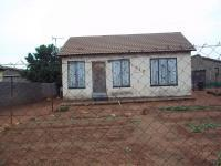 Front View of property in AP Khumalo