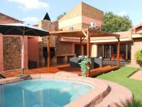 Backyard of property in Boksburg