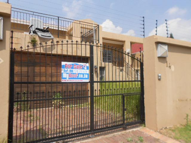 Standard Bank Repossessed 3 Bedroom House for Sale on online auction in Orange Grove - MR087103