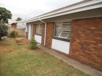 Backyard of property in Eersterust