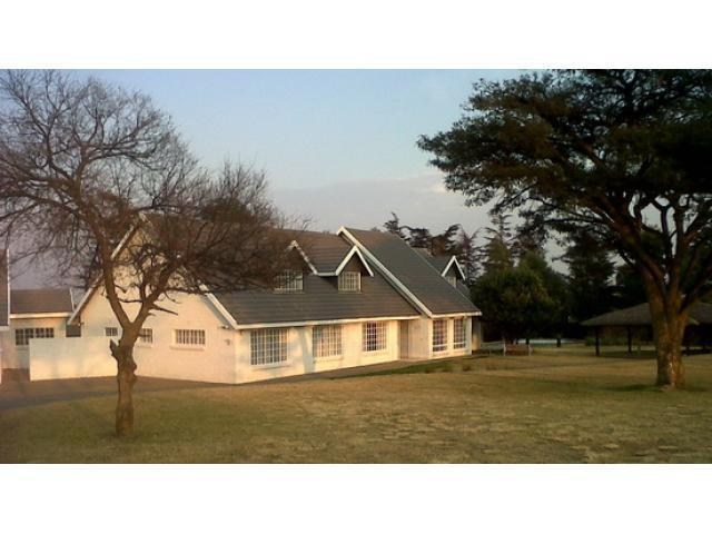 Smallholding for Sale and to Rent For Sale in President Park A.H. - Private Sale - MR087553