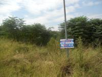 Sales Board of property in Cullinan