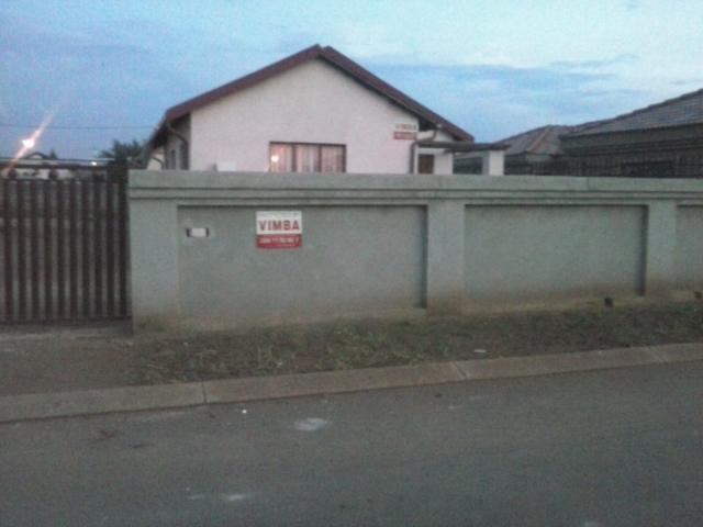 3 Bedroom House for Sale and to Rent For Sale in Vosloorus - Private Sale - MR087650