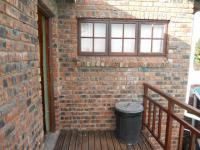 Patio of property in Mossel Bay