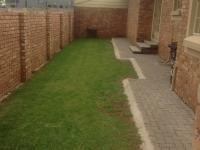 Backyard of property in Greenstone Hill