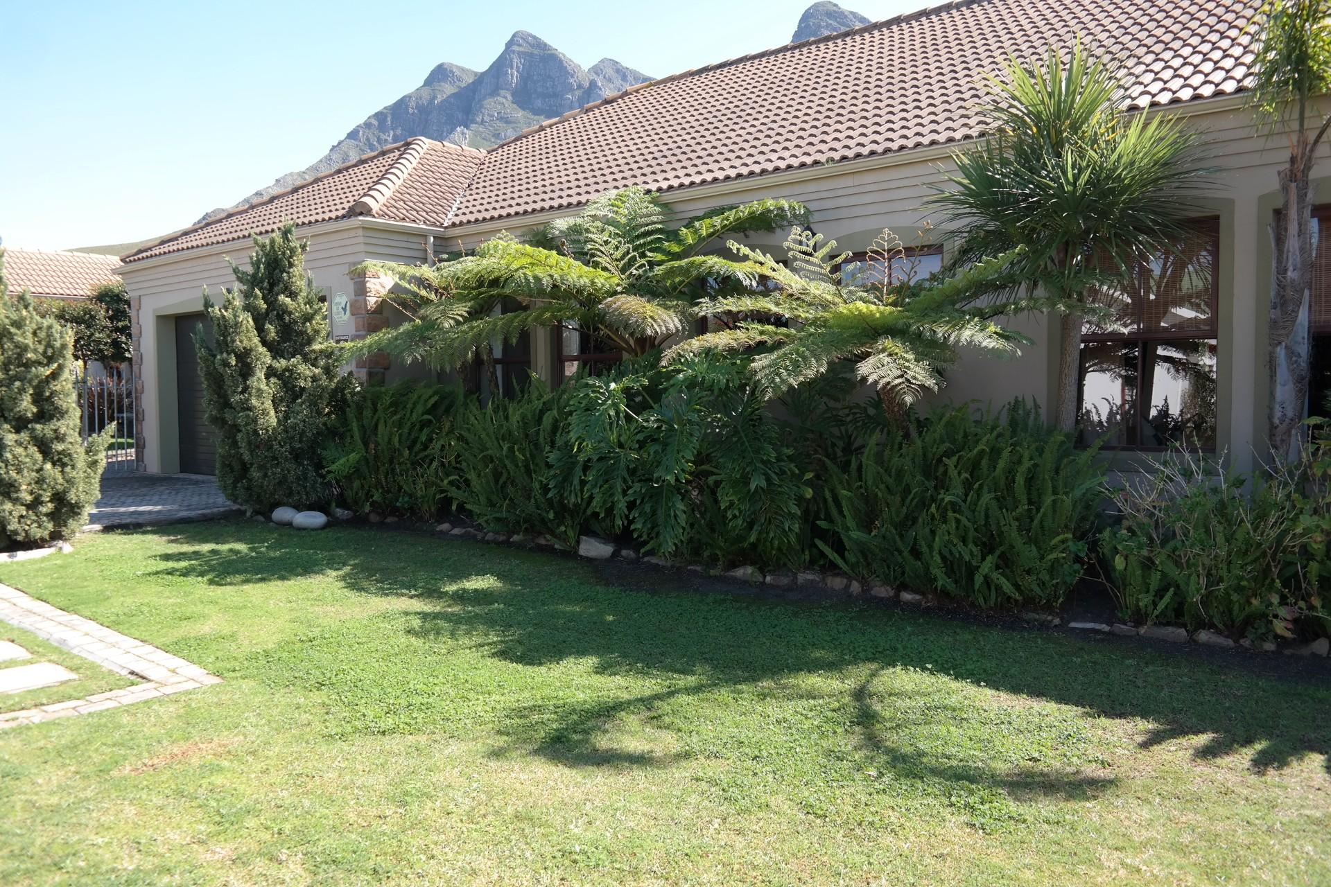 Front View of property in Kleinmond