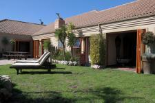 Garden of property in Kleinmond