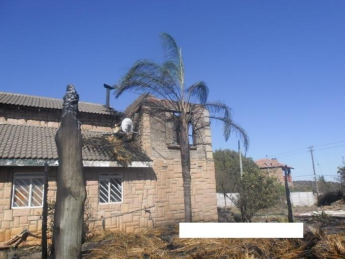 Standard Bank Repossessed 5 Bedroom House for Sale on online auction in Vereeniging - MR088431
