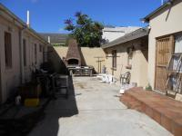 Backyard of property in Port Elizabeth Central