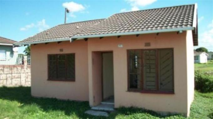 Standard Bank Repossessed 2 Bedroom House for Sale on online auction in Esikhawini - MR088827