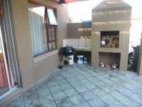Patio of property in Parklands