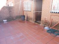 Backyard of property in Turffontein