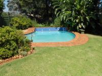 Backyard of property in Cresta