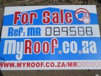 Sales Board of property in Pietermaritzburg (KZN)
