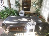 Patio of property in Garsfontein