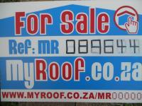 Sales Board of property in Ocean View - DBN