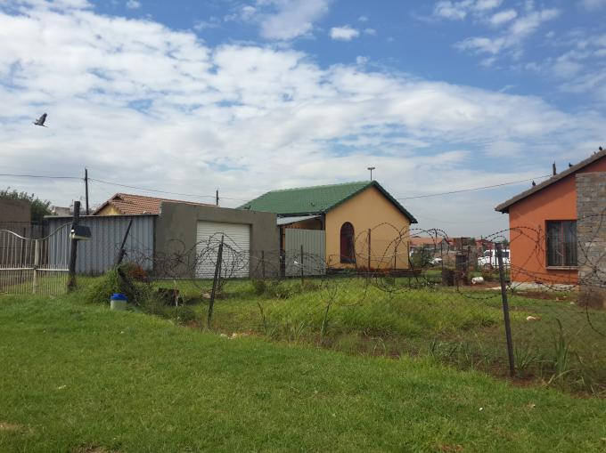 Standard Bank Repossessed 3 Bedroom House on online auction in Alberton - MR089927