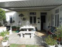 Backyard of property in Hermanus