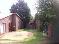 Backyard of property in Harrismith