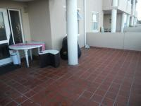 Patio of property in Muizenberg
