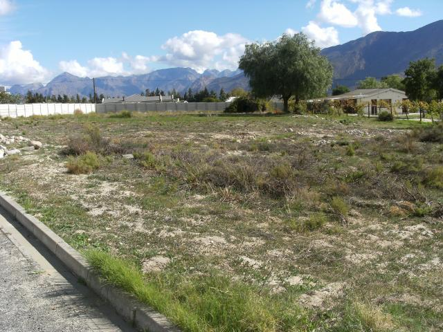 Land for Sale For Sale in De Doorns - Private Sale - MR090543