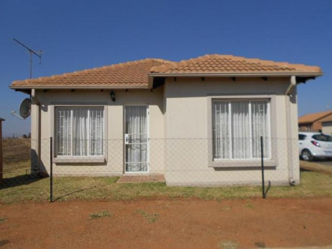 3 Bedroom House for Sale For Sale in Vanderbijlpark - Private Sale - MR090883