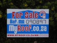 Sales Board of property in Groot Brakrivier
