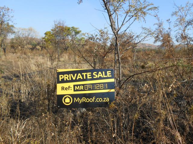 Land For Sale in Pretoria North - Private Sale - MR091281