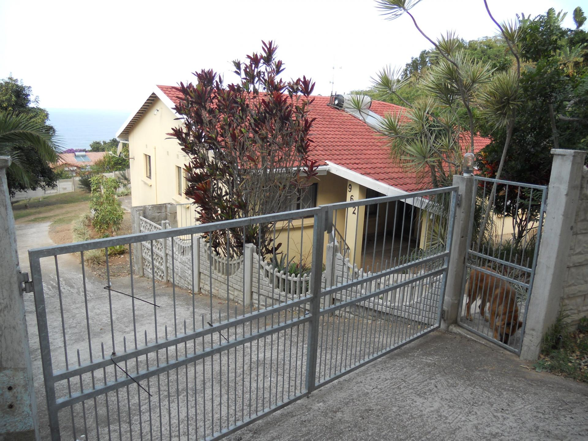 Front View of property in Hibberdene