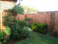 Garden of property in Pretorius Park