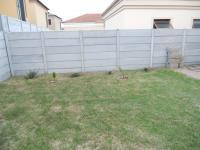 Backyard of property in Parklands