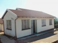 3 Bedroom 1 Bathroom House for Sale for sale in Soshanguve