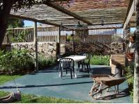 Patio of property in Fraserburg